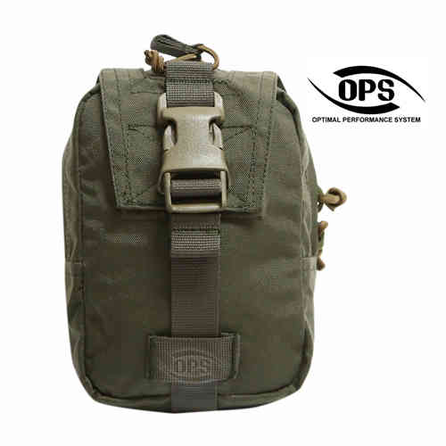 OPS Quick Detachable Utility Pouch Ranger Green