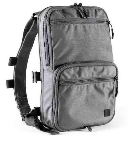 Haley Strategic D3 Flatpack Expandable Compact Assault Pack Disruptive Grey