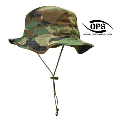 OPS Tactical Boonie M81 Woodland