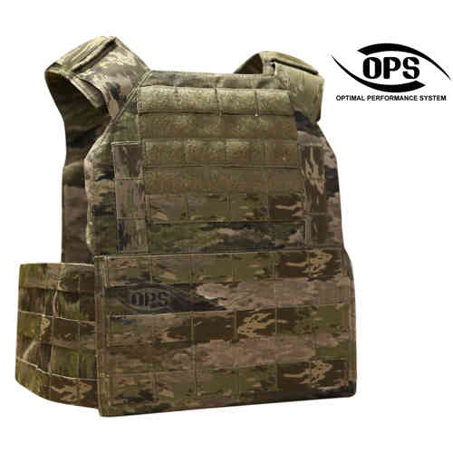 OPS Easy Plate Carrier A-TACS iX