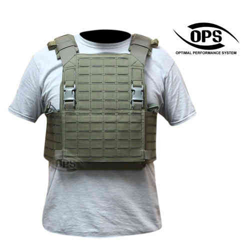 OPS Advanced Modular Plate Carrier Ranger Green