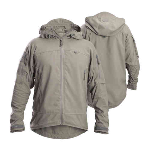 FirstSpear Wind Cheater Manatee Grey