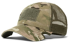 Notch Classic Adjustable Mesh Operator Cap Multicam