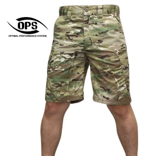 OPS Nimble 2 Shorts Multicam