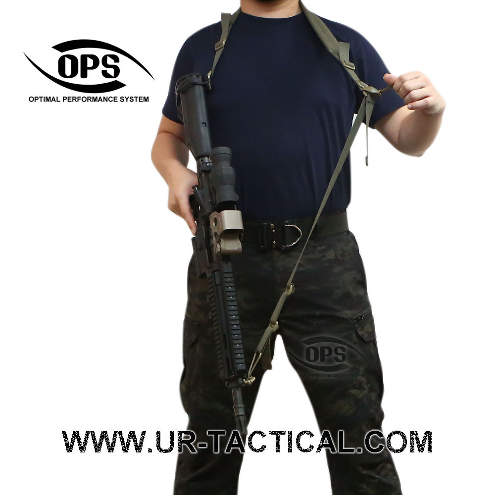 OPS 2 Point Tactical Rapid Sling Ranger Green - HUEY S 400cb3142cd3