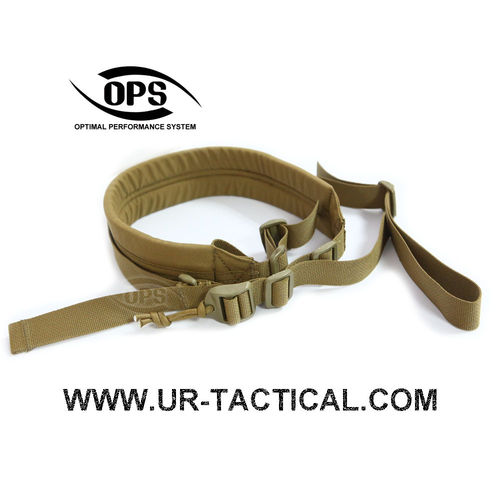 OPS 2 Point Tactical Rapid Sling Coyote Brown