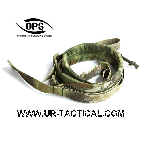 OPS 2 Point Tactical Rapid Sling Kryptek Mandrake