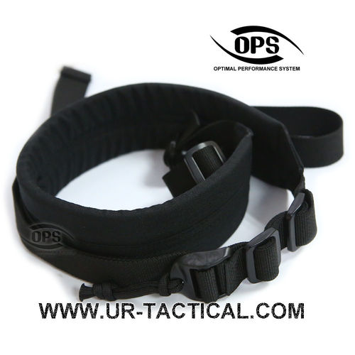OPS 2 Point Tactical Rapid Sling Black