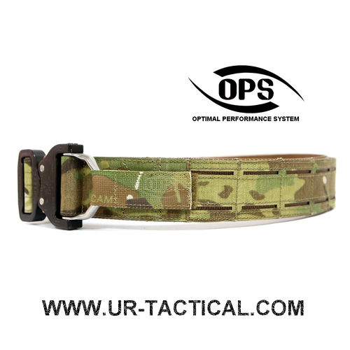 OPS D-Ring Cobra Warrior Belt Multicam
