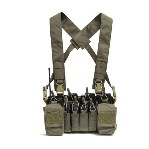Haley Strategic D3CRX Chest Rig Ranger Green