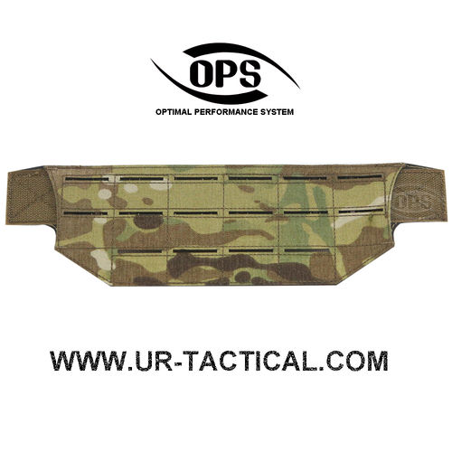 OPS Modular Belt Mount MOLLE Panel Multicam