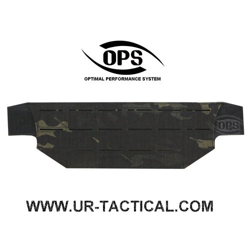 OPS Modular Belt Mount MOLLE Panel Multicam Black