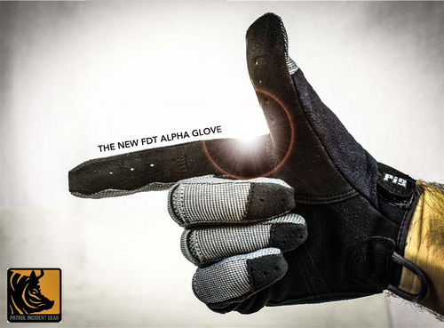 PIG FDT Alpha Gloves New Style