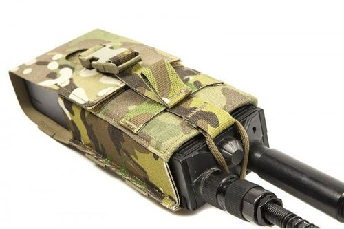 Blue Force Gear Multi-Radio Pouch HW-M-MBiTR Multicam