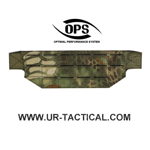 OPS Modular Belt Mount MOLLE Panel Kryptek Mandrake