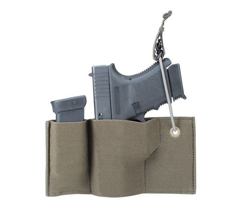 FirstSpear Ragnar Soft Holster Ranger Green Left Hand