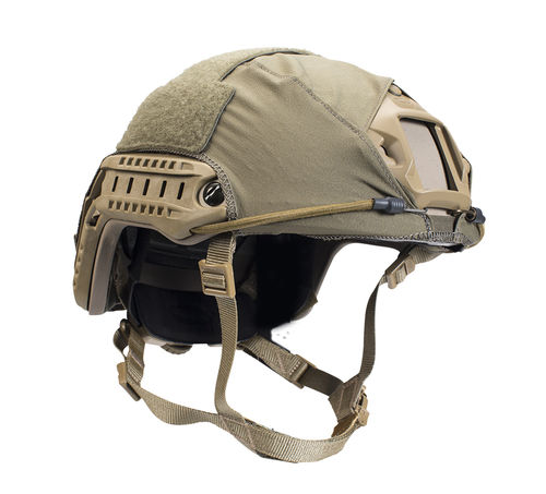 FirstSpear Helmet Cover Solid Stetch - Ops Core FAST Ballistic Ranger Green
