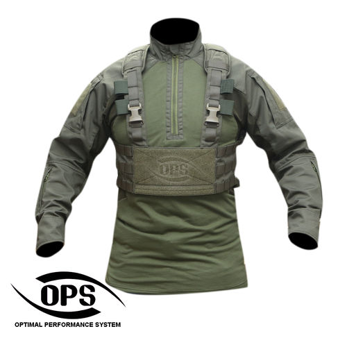 OPS MINIMO Chest Rig Ranger Green