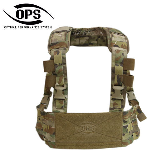 OPS MINIMO Chest Rig Multicam