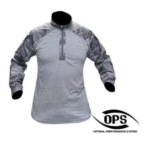 OPS Gen 2 Improved Direct Action Shirt A-TACS Ghost