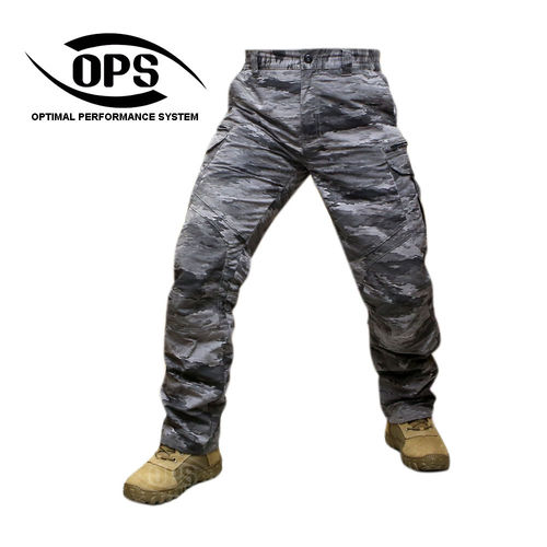 OPS Stealth Warrior Pants A-TACS Ghost