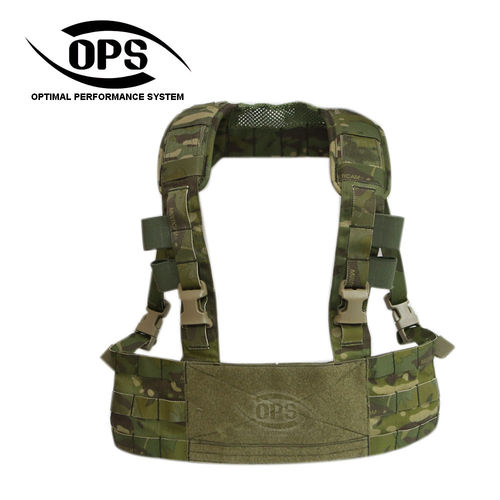 OPS MINIMO Chest Rig Multicam Tropic