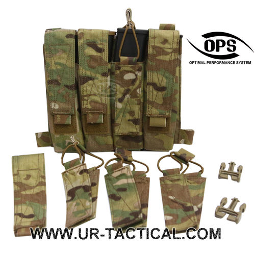 OPS Quattro SMG Pocket / Panel Multicam