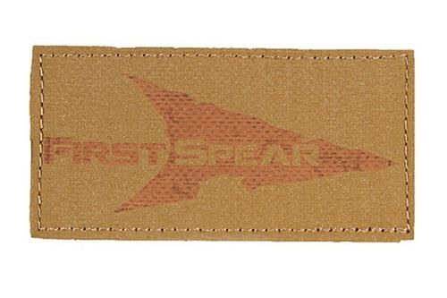"FirstSpear Logo Patch 2""x4"""
