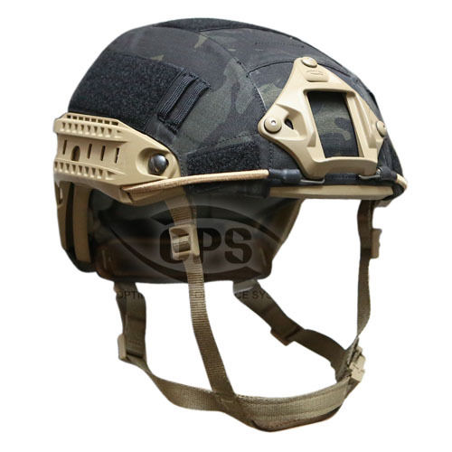 OPS Air-Frame Helmet Cover Multicam Black