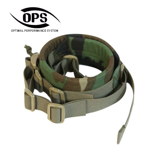 OPS 2 Point Tactical Rapid Sling M81 US Woodland