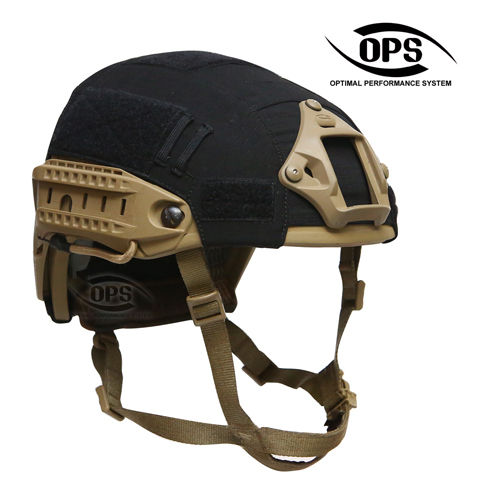 OPS Air-Frame Helmet Cover Black