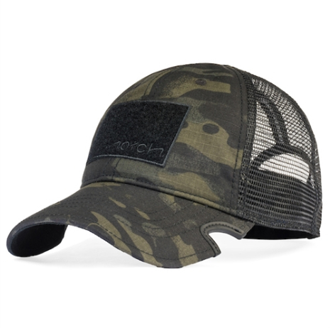 Notch Classic Adjustable Mesh Operator Cap Multicam Black