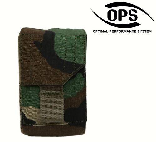 OPS Collapsible Dump Pouch M81 Woodland