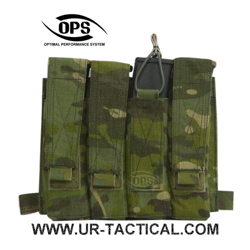 OPS Quattro SMG Pocket / Panel Multicam Tropic