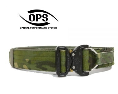 OPS D-Ring Cobra Warrior Belt Multicam Tropic