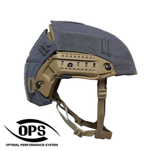 OPS Air-Frame Helmet Cover Wolf Grey