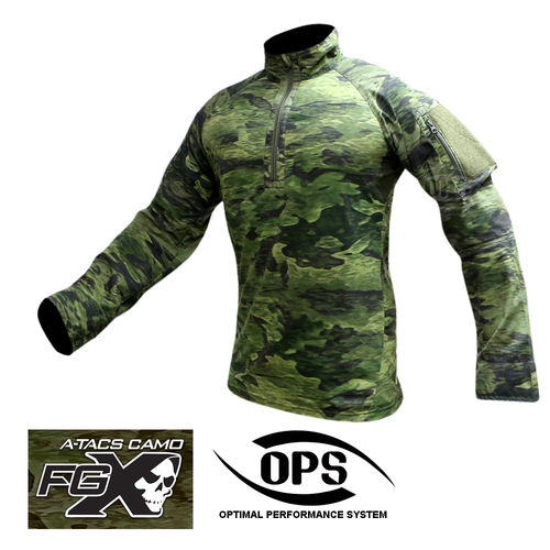 OPS Gen3 Improved Direct Action Shirt A-TACS FG-X
