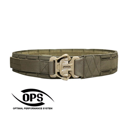 OPS 3DSR Tactical Belt Ranger Green