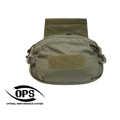 OPS Tactical Fanny Pack Ranger Green
