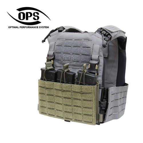 OPS Triple Shingle MOLLE Mag Panel